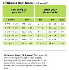 Mammoth Evo Clog Kids Clogs Crocs Foot Chart