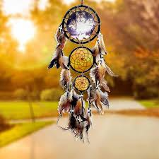 Are Dream Catchers Bad Luck Beauteous To Ward Off Bad Luck And Protect You And Your Family Wolf Eagle