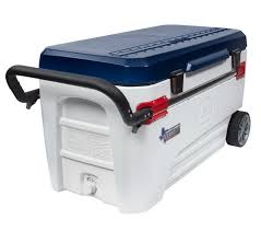 Igloo Ice Chest With Led Lights Large Rolling Cooler Sante Blog