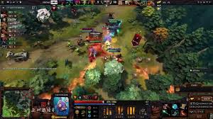 dota 2 ti5 highlights one of the best navi gameplay matches
