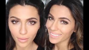 guest of wedding makeup tutorial natural makeup tutorial teni panosian