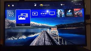 how to change your ps4 wallpaper background to any image of your choice 2017