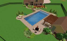 Pool Landscape Design Pool Landscape Design Michigan Michigan Pool Designs