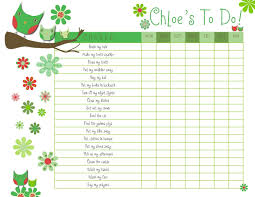 Sticker Charts For Preschoolers Printable Reward Charts For Kids Activity Shelter