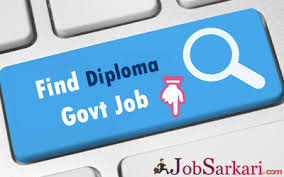 govt jobs diploma government jobs in  diploma government jobs in