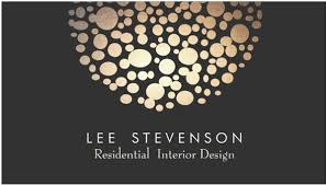 business cards interior design. Interior Designer Business Cards Gold Grey Marble Elegant Design