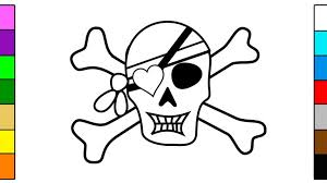 Small Picture Coloring Pages Skeleton Coloring Page Handipoints Jack Skeleton