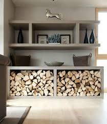 Firewood-storage
