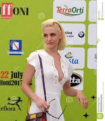 Beatrice Arnera At Giffoni Film Festival 2017 Editorial Stock Photo - Image  of socialite, joint: 107550083