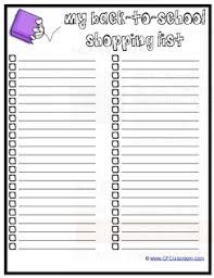 Supplies List Template 39 Supply List Template Awesome Supply List Template Contemporary