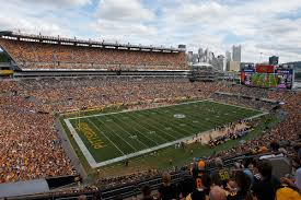 Steeler Game Seating Chart Pittsburgh Steelers Hope To Build New Sign Into Seating At