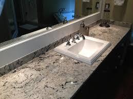 delicatus white granite bathroom countertopstraditional bathroom birmingham