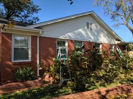 some of our exterior painting services include