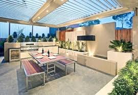 outdoor kitchen patio design ideas and plans