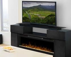 fireplace insert tv stand