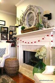 fake fireplace ideas uk party decor spring white mantel designs decorations holiday home mantels small
