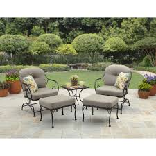 Small Picture Better Homes and Gardens Myrtle Creek 5 Piece Outdoor Leisure Set