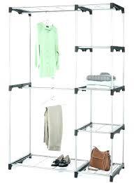 portable closet organizer portable wardrobe storage clothes closet organizer beige portable closet storage
