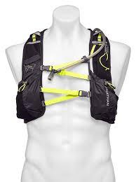 Nathan Vaporair Hydration Pack Running Vest W 2l Hydration Bladder Reservoir Mens
