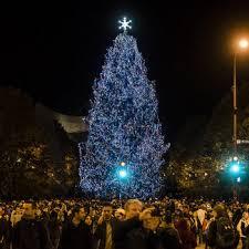 christmas tree lighting chicago. Photos: Chicago Kicks Off Holiday Season With Christmas Tree Lighting: Chicagoist Lighting C