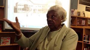 Edna Ingram talks about her Egg Harbor City School - YouTube