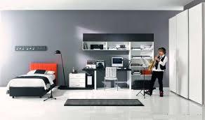 Boy Bedroom. Awesome Boys Teenage Bedroom Design Ideas : Modern Boys Bedroom  Ideas With White