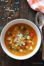 minestrone soup recipe stovetop slow
