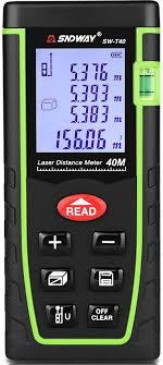 Купить Лазерный <b>дальномер SNDWAY SW-T40</b>, 40 м по низкой ...