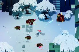 Hyper Light Drifter Price Hyper Light Drifter Is Now Available On The Iphone And Ipad