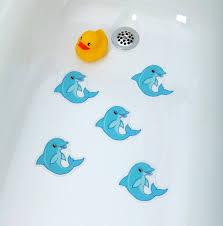 bathroom accessories by non slip bathtub mats bathtub stickers dolphins safety decals