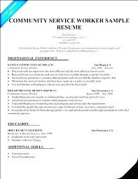 Human Services Resume Templates Beauteous Human Services Resume Templates Downloadable Free Resume Template
