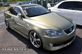 lexus is 250 2007 custom. Plain Lexus 2007 Tuned Lexus IS250 And Is 250 Custom C