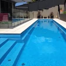 How long is a lap pool Should Fastlane Plunge Pools Small Courtyard Swimming Pools Compass Pools