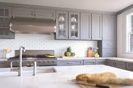 Arcadia Grey Shaker Kitchen Cabinets