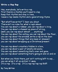 Raps For Kids