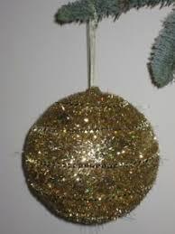 Details Zu 2er Set Weihnachtskugeln Christbaumschmuck 15 Cm Gold Nr00114 Neu