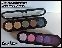 makeup atelier paris eyeshadow palette