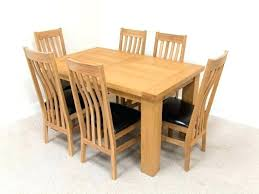 used oak table and chairs for full size of large size of chair oak extending