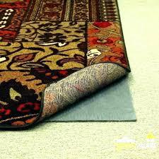 rug pad hardwood floor best pads for floors non slip safe floo