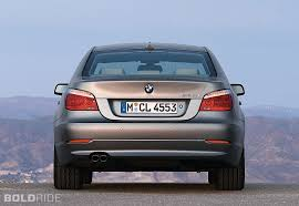 All BMW Models 2008 bmw series 5 : 2008 BMW 5 Series - Information and photos - ZombieDrive