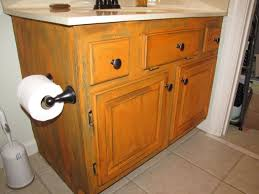 Bathroom Colors With Oak Cabinets Loving Sigrids Response To - Oak bathroom vanity cabinets