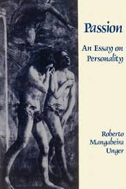 passion an essay on personality