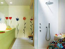 Small Picture Hand Painted Wall Tiles Simple Ways to Decorate Old Bathroom and