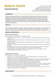 contract compliance resume associate attorney resume samples qwikresume