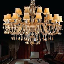 huge chandelier huge chandelier for living room fabric shade crystal chandelier contemporary crystal lighting with fabric