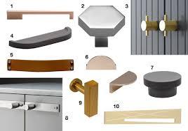 modern drawer pulls. 10 Modern Drawer Pulls And Cabinet Door Hardware W