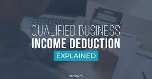 Section 199a Qualified Business Income Deduction Qbid