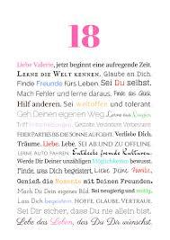 Schöne Cooler Spruch Zum 18 Geburtstag 7000 Nachdenkliche Sprüche