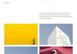 What Is Website Architecture Design Monograph Architecture Websites Designed By Architects