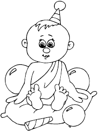 Small Picture baby boy coloring pages Disney Coloring Pages baby boy